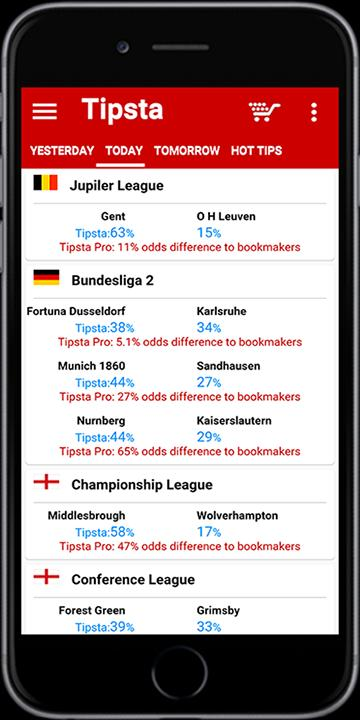 Football Prediction Tipster, European for Android - APK Download