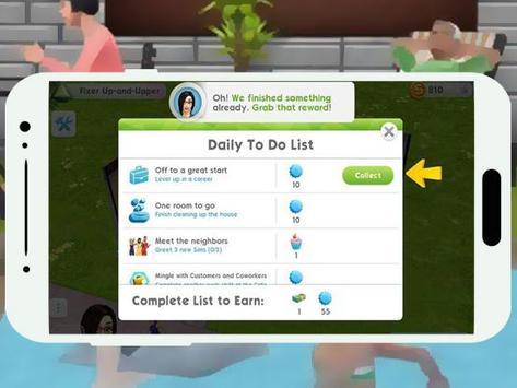 Tips The_Sims 4 New 2018 screenshot 4