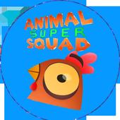 Tips -Animal Super Squad- Gameplay icon