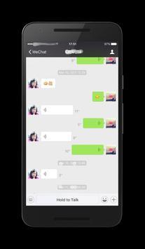 Tips For WeChat Free apk screenshot