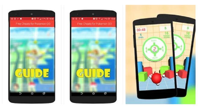 Beginners Guide for Pokémon Go apk screenshot