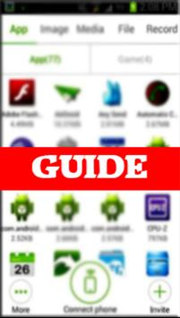 GUIDE For Xender File Transfer and Share poster