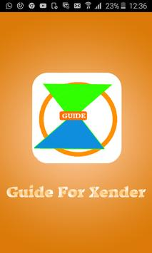 GUIDE For Xender File Transfer and Share apk screenshot