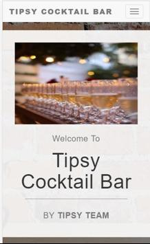Tipsy Bar poster