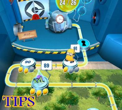 Guide Minion Rush screenshot 1