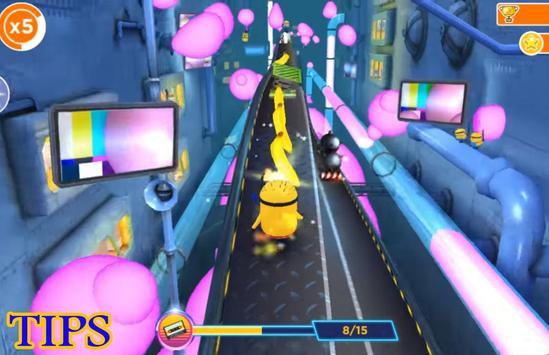 Guide Minion Rush screenshot 3