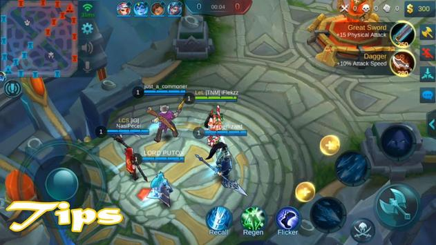 Guide Mobile Legends MOBA apk screenshot