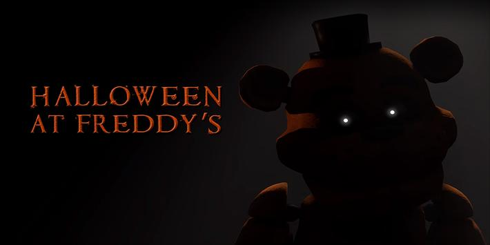 Walkthrough of Five Nights at Freddy's 5 Halloween poster
