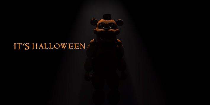 Walkthrough of Five Nights at Freddy's 5 Halloween screenshot 8