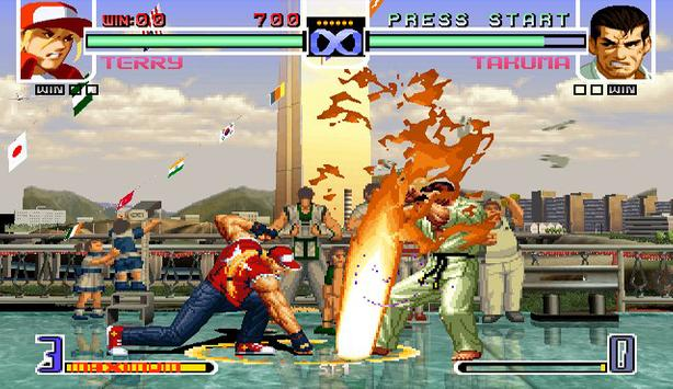 Guide King of Fighter 2002 apk screenshot