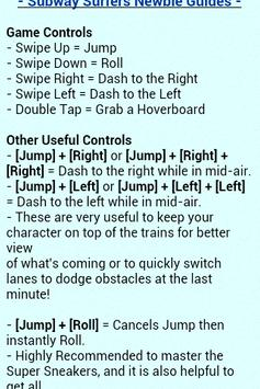 Guide All for Subway Surfers apk screenshot