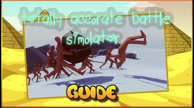 Guide For Battle Simulator screenshot 2