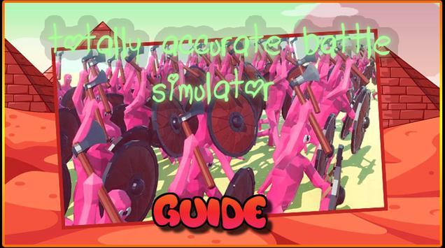 Guide For Battle Simulator screenshot 3