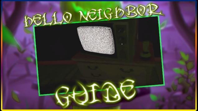 Tips guide For Hello Neighbor apk screenshot