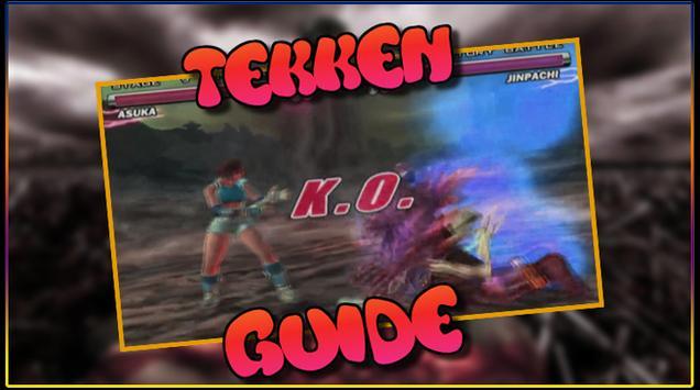 Tips And Guide For Tekken poster