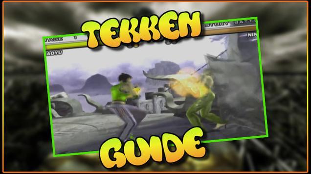 Tips And Guide For Tekken apk screenshot