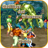 Guide For Cadillacs Dinosaurs icon