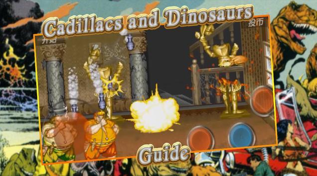 Guide For Cadillacs Dinosaurs apk screenshot