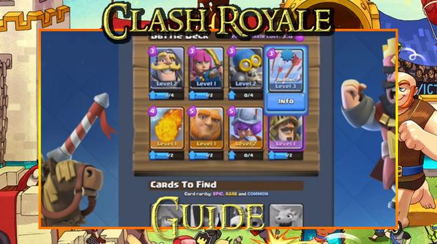 Tips Guide For Clash Royale screenshot 4
