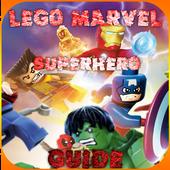 Guide LEGO Marvel Superhero icon