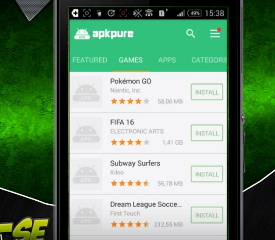 Guide For Apkpure For Android Apk Download