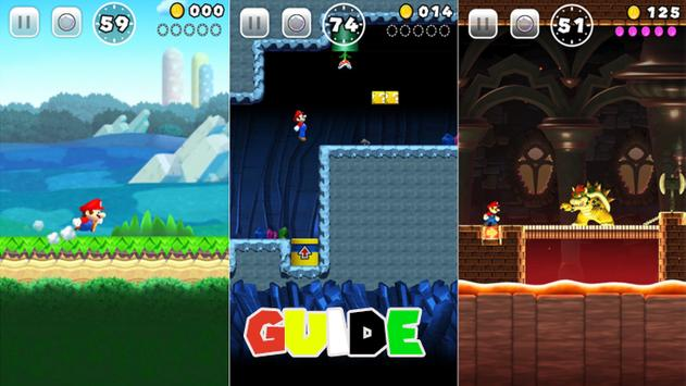 Guide For Super Mario Run 2017 apk screenshot