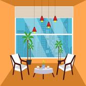 Tips & 41 Desaign Ruang keluarga icon