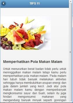 diet tips apk screenshot