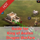 Guide for King Avalon icon
