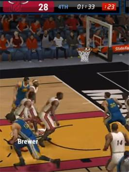 Guide for NBA Live Basketball poster