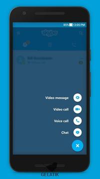 New Skype Recorder Advicev apk screenshot