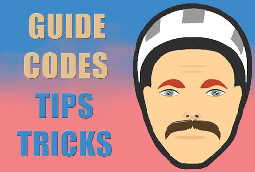 Tips For Happy Wheels Real Gam poster