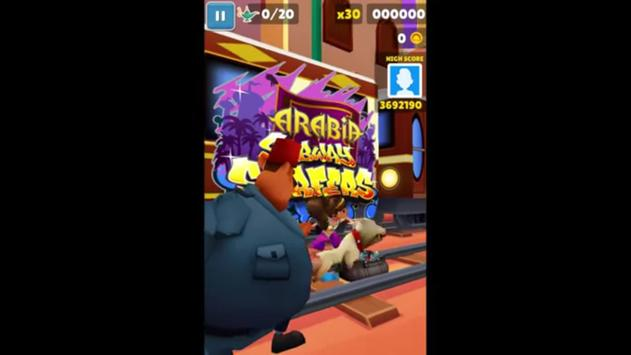Tips Subway Surfer 2017 poster