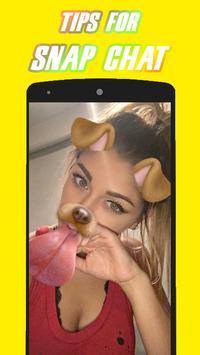 Tips For Snapchat screenshot 3