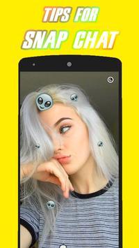 Tips For Snapchat poster