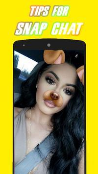 Tips For Snapchat screenshot 1