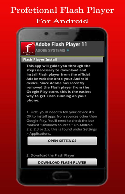 Android's flash player is dead live with it   zdnet.