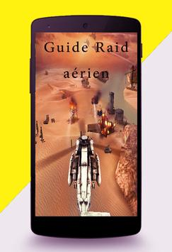 Guides Raid Aérien New poster