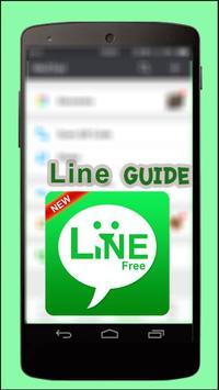 Tips For Line: Free calls & messages Guide apk screenshot