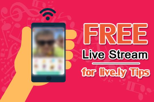 Tips Live ly Video Streaming screenshot 1