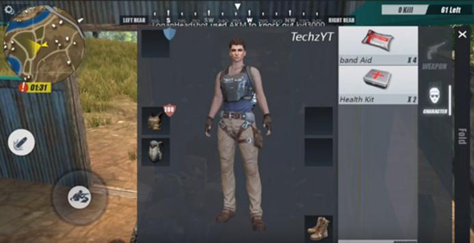 Rules Of Survival Guide Tips 2018 poster