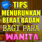 TIPS 'MENURUNKAN BERAT BADAN' BAGI PARA WANITA icon