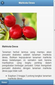 Tips to Cure Diabetes apk screenshot
