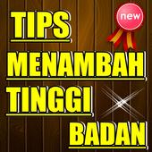 TIPS 'MENAMBAH TINGGI BADAN' AMPUH icon
