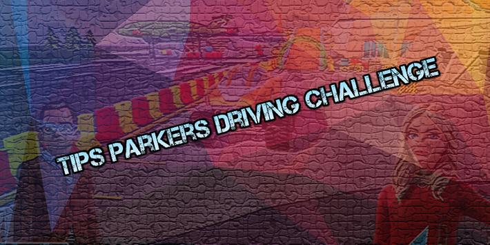 Tips Parkers Driving Challenge poster