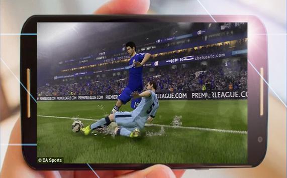 Cheat FIFA 15 new apk screenshot