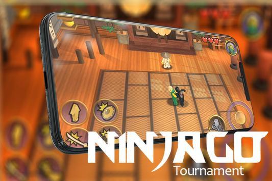 OnTips of LEGO Ninjago TOURNAMENT & Tricks screenshot 1