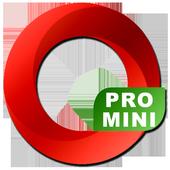 Fast Opera Mini 2017 Pro Tips icon