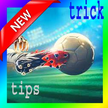 Tips and Trick Soccer Hero poster