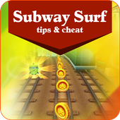 Tips Tricks for Subway Surfers icon